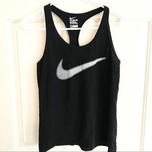 Nike Women's Athletic Dri Fit Tank Top